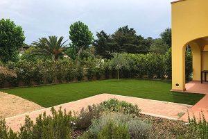 erba sintetica da giardino