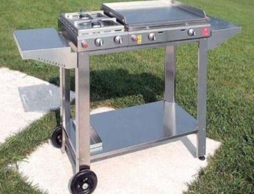 Erba sintetica e barbecue: rischi e precauzioni da prendere